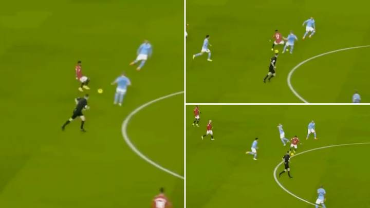 Fred Pulls Off Outrageous Skill To Completely Fool Kevin De Bruyne In Manchester Derby