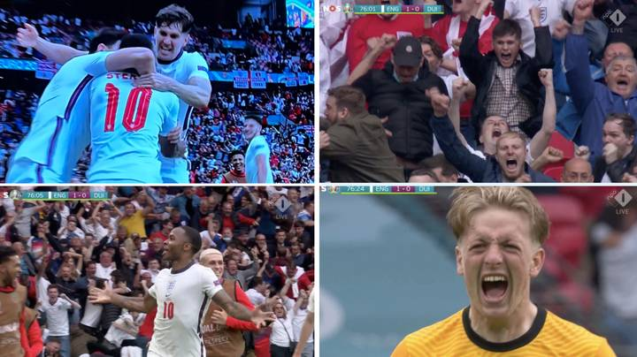 England Beat Germany In Euro 2020 Round Of 16 Clash At Wembley