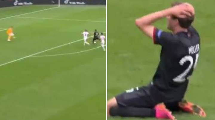 Thomas Muller Pours His Heart Out After Costly Miss vs England