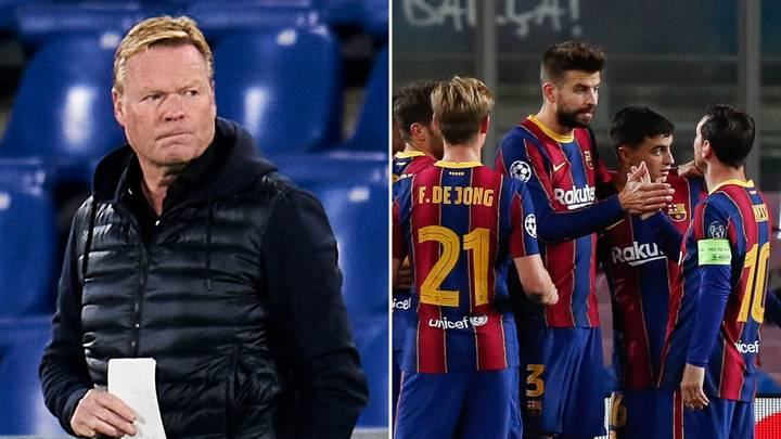 Barcelona To Sell Five First-Team Players In January To Recoup Funds