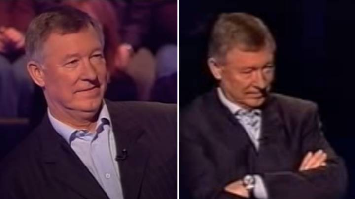 When Sir Alex Ferguson Was On 'Who Wants To Be A Millionaire'