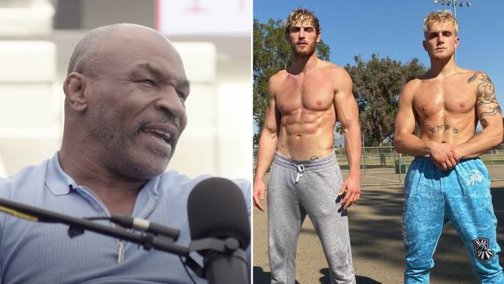 Mike Tyson's Take On Why Boxers 'Want To Kill' Jake & Logan Paul Is The Realest Yet