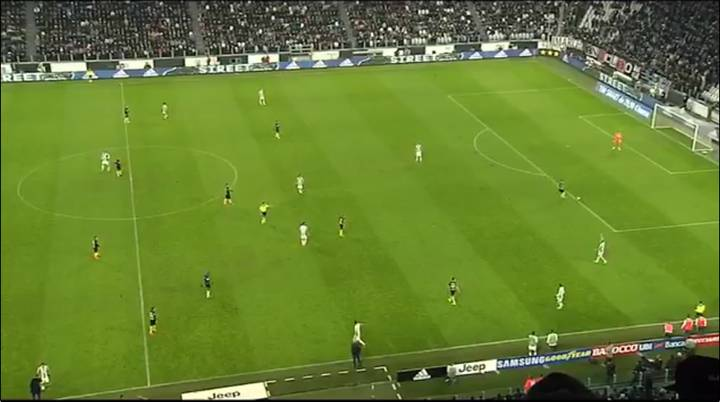 WATCH: Inter Were The Victims Of A Very Suspicious Decision Against Juventus