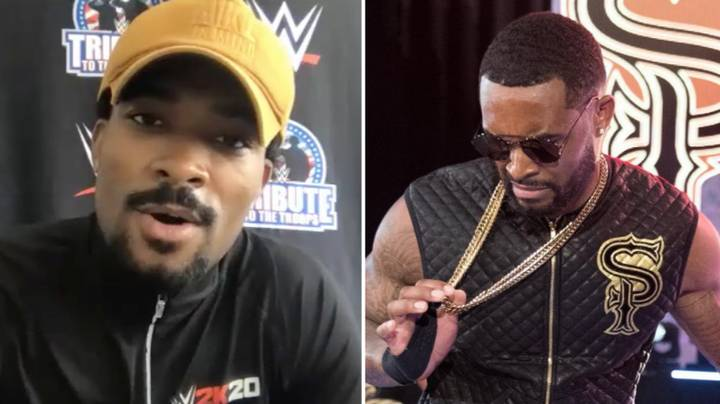 WWE Smackdown Tag Team Champion Montez Ford Sits Down For A Round Of Locker Room Talk