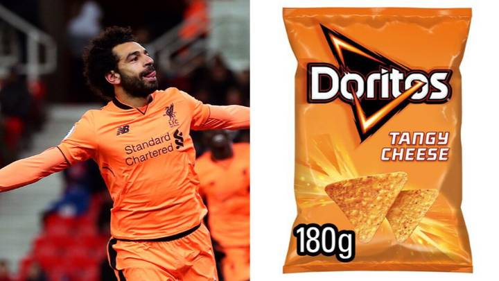 An Incredible Thread Of Mo Salah As Flavours Of Doritos