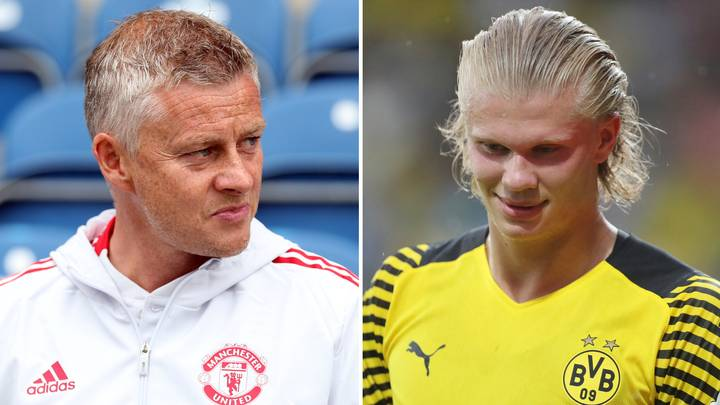 Manchester United Fix Major 'Issue' Preventing Erling Haaland From Joining The Club