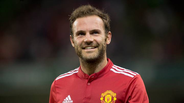 Juan Mata Reveals Who The Best Player He's Played With Is