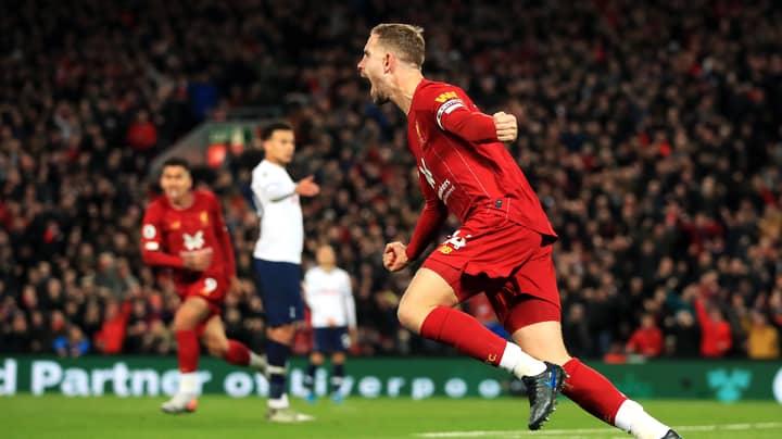 Tottenham vs Liverpool: LIVE Stream And TV Channel Info