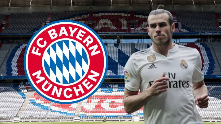 Bayern Munich Are One Of The Favourites To Complete A Stunning Move For Gareth Bale