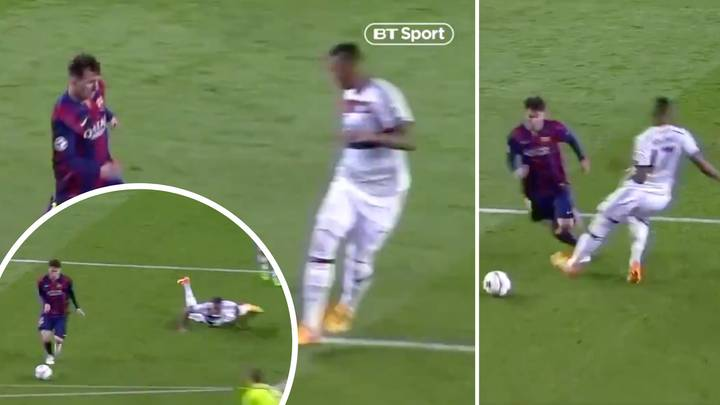 Jerome Boateng Hilariously Responds To Fan Asking Him About THAT Lionel Messi Humiliation