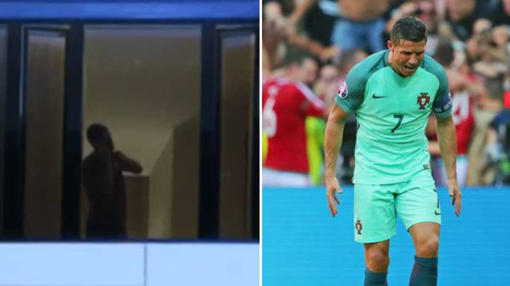 Cristiano Ronaldo Reacts After Iranian Fans Make Noise Outside Portugal's Hotel