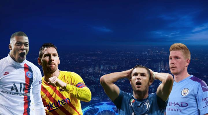The Top 10 Footballers In Europe Have Been Revealed