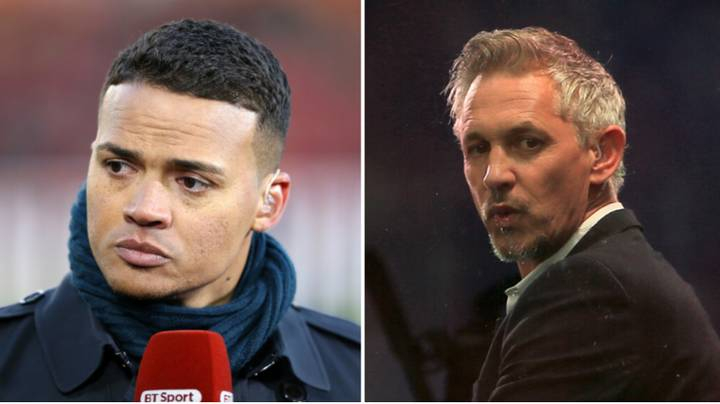 Jermaine Jenas In Frame To Succeed Gary Lineker As Face Of 'Match Of The Day'