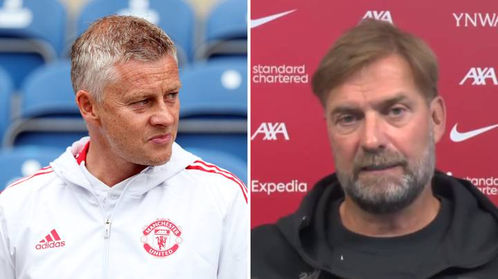 Liverpool Boss Jurgen Klopp Takes Pop At Manchester United's Transfers This Summer