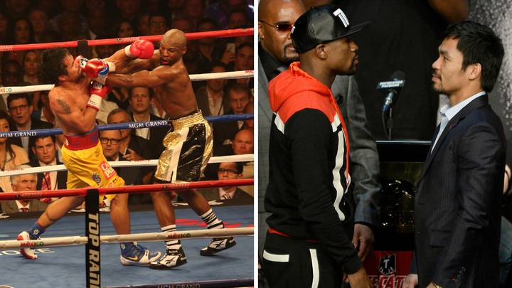 Floyd Mayweather Could Have Manny Pacquiao Rematch To Help Build Casino Empire