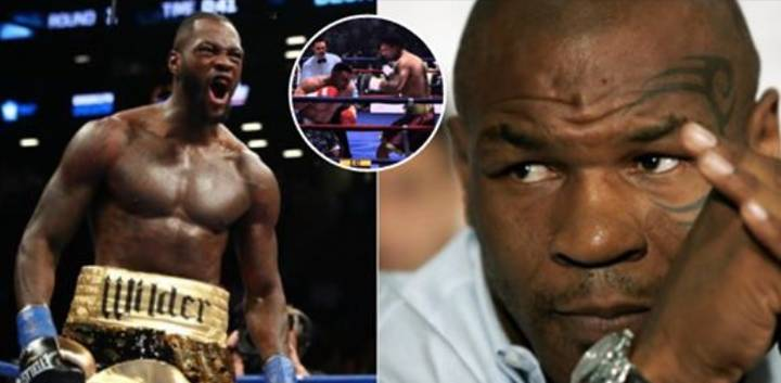 YouTuber Simulates Mike Tyson Vs Deontay Wilder, Ends With Brutal Knockout