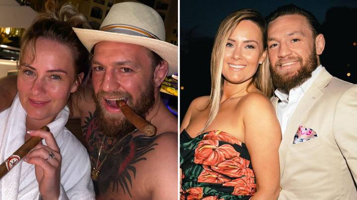 Conor McGregor Tags Fiancee Dee Devlin In X-Rated Sex Scene On Instagram Before Swiftly Deleting Post