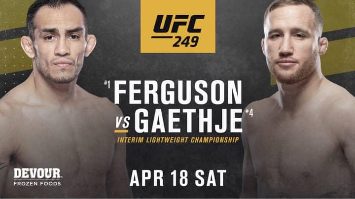 Dana White Finally Has A Venue For UFC 249