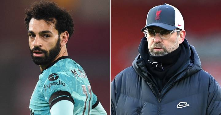 Mohamed Salah Gives Cold Response When Asked About Relationship With Jurgen Klopp