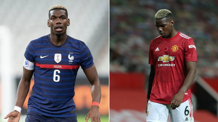 Paul Pogba Claims Playing For France Is A 'Breath Of Fresh Air'