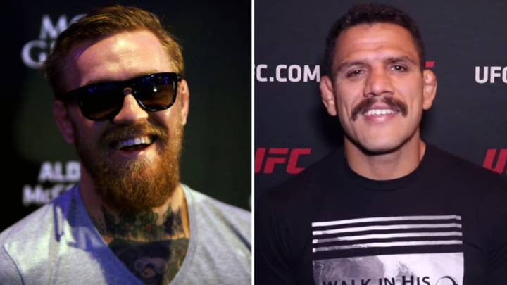 Rafael Dos Anjos Wants Conor McGregor To Make U-Turn On Retirement And Face Him In A Fight
