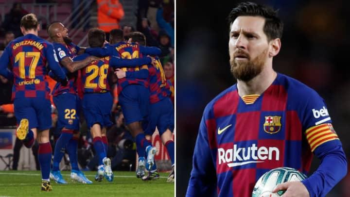 Barcelona Players Refusing To Take A Pay Cut Amid Coronavirus Pandemic
