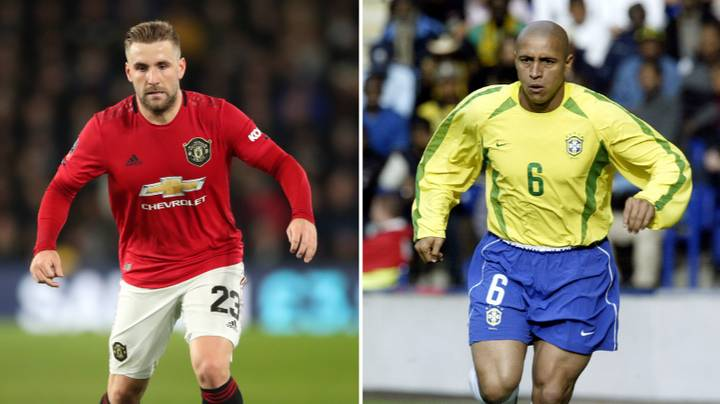 Luke Shaw Responds To Roberto Carlos Comparisons After Being Given The Nickname 'Shawberto Carlos'