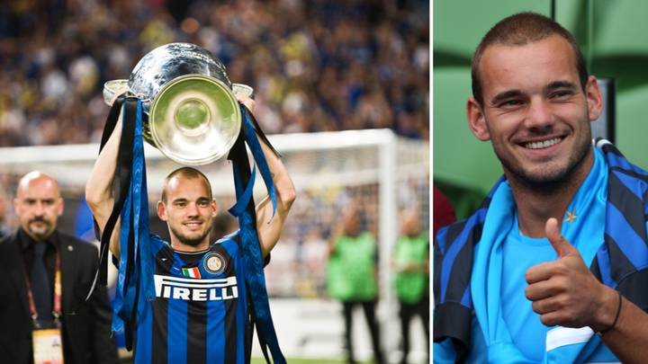 Wesley Sneijder Takes Dig At Liverpool At Why He Chose Turkey Over Anfield