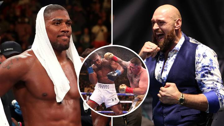 Anthony Joshua's Ex-Coach Says He Should Take Tyson Fury Approach Instead Of Rematch With Andy Ruiz Jr