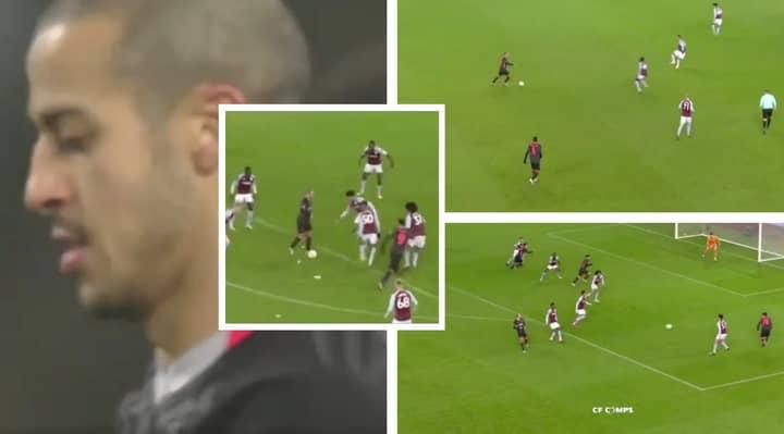Thiago's Individual Highlights Vs Aston Villa Show He's Getting Back To His World Class Self