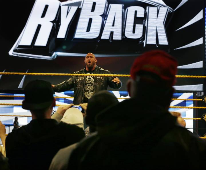 Former WWE Superstar Ryback Reportedly Switching To MMA