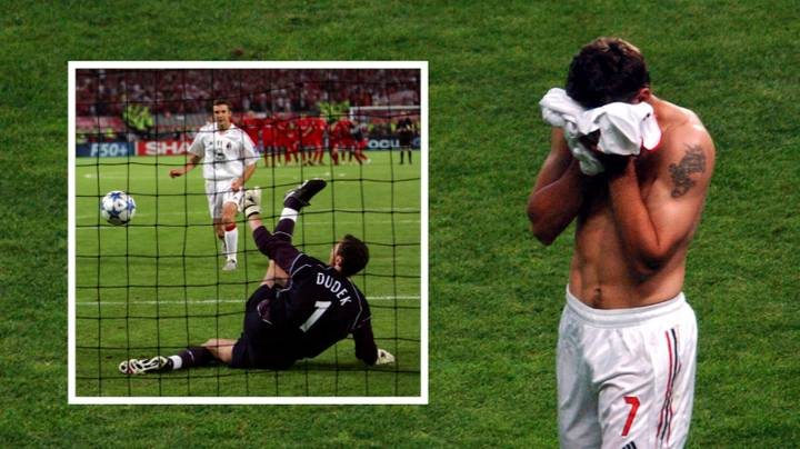 Andriy Shevchenko Says Champions League Final Defeat To Liverpool Made Him Wake Up Screaming For Months