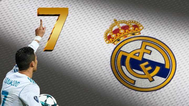 Real Madrid To Give Iconic Number 7 Shirt To The Most Unexpected Player