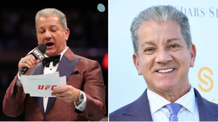 The Insane Amount Of Money Bruce Buffer Earns Each UFC Fight And Big Event