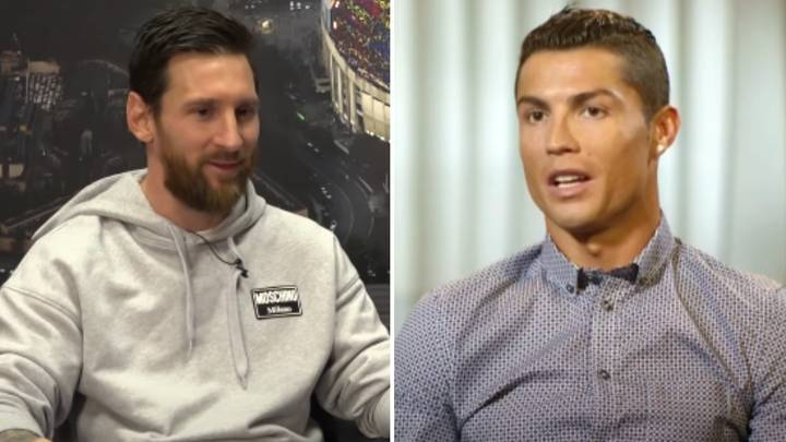 Lionel Messi Names His Top Five Best Players In World Football Not Including Himself Or Cristiano Ronaldo