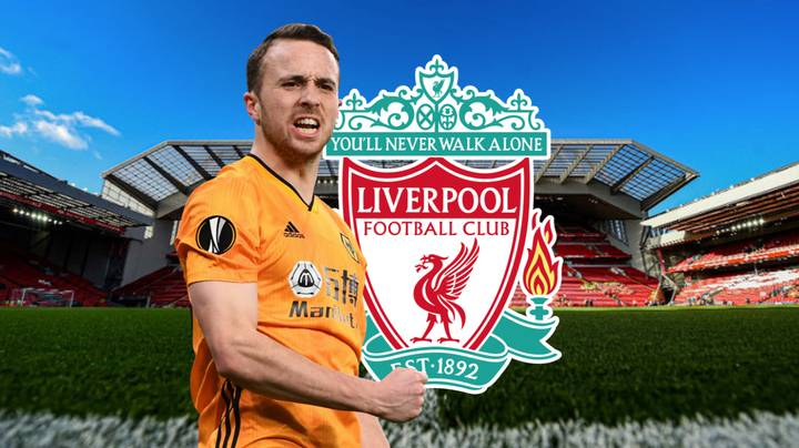 Liverpool Have Agreed A £45 Million Fee For Diogo Jota