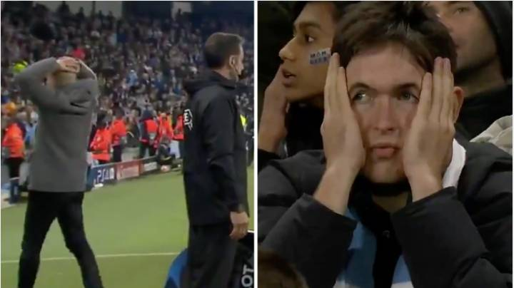 """Manchester City Account Tweet """"It's History!"""" Before Goal Ruled Out"""