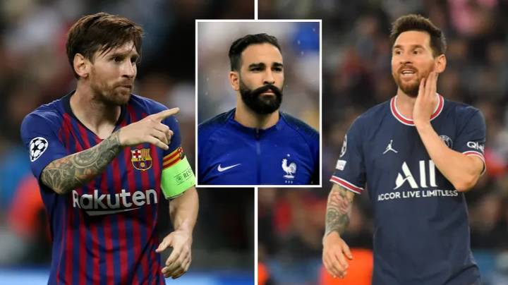 Lionel Messi Easier To Defend Against Now, Says Rami