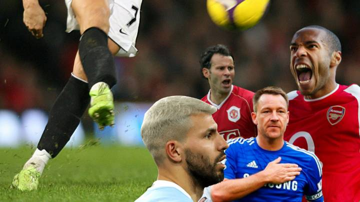 The Greatest Players In Premier League History Ranked From 1-100