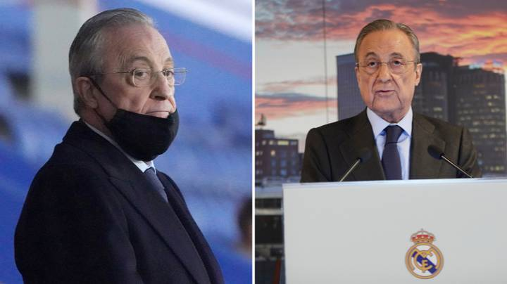 Florentino Perez Refuses To Give Up On European Super League