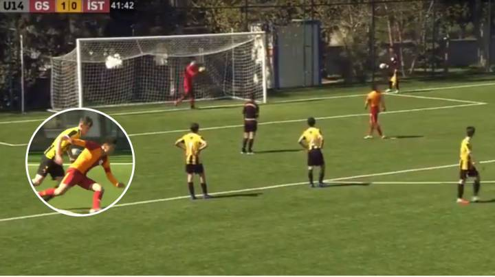 Galatasaray Youngster Displays Great Sportsmanship By Deliberately Missing Penalty