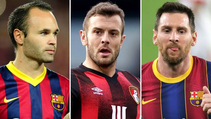 Jack Wilshere Snubs Lionel Messi And Andres Iniesta As He Names Toughest Opponent In His Career