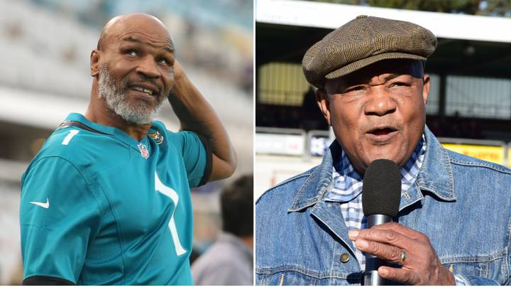George Foreman Gives His Honest Opinion On Mike Tyson's Boxing Comeback