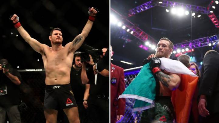 Michael Bisping Responds To Conor McGregor's Dig Over 'One-Eyed Fighter'