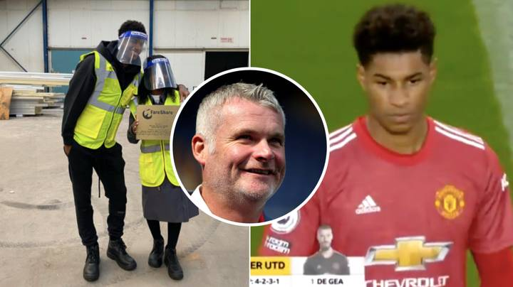 BBC Commentator Guy Mowbray Deletes Twitter Account After Marcus Rashford Comments
