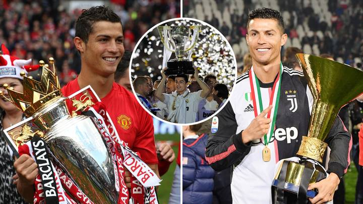 Fan's Twitter Thread Goes Viral After 'Exposing' Cristiano Ronaldo For Not 'Conquering' Any League