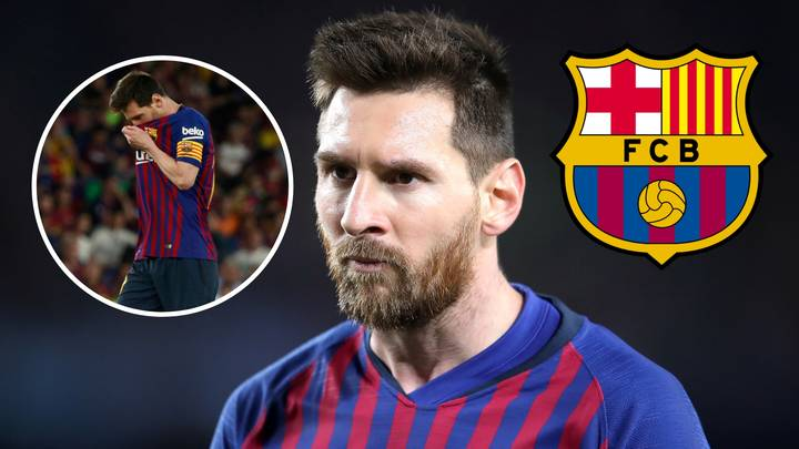 Lionel Messi Snubbed In Statistical Best XI For Europe's Top Five Leagues