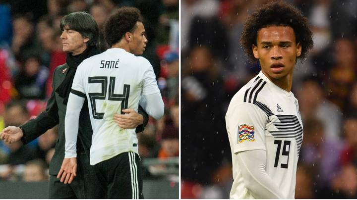 The Real Reason Leroy Sané Has Suddenly Left The Germany Squad