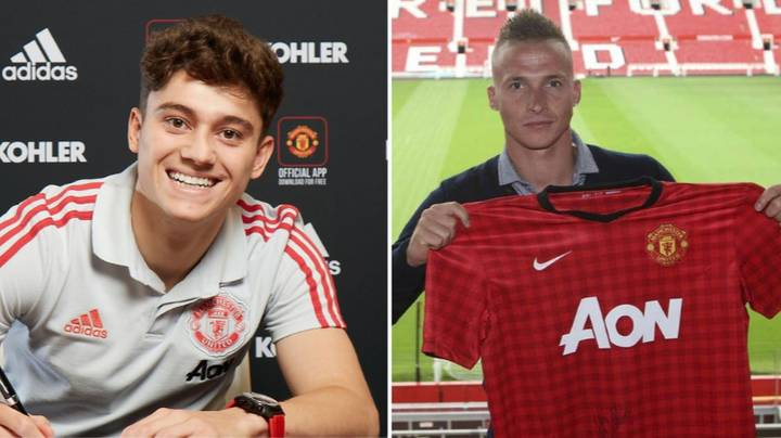 Manchester United Have Only Sold Five Players For A Profit In The Last 10 Years