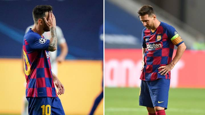 Barcelona Staff Were 'Upset' At Lionel Messi's Decision To Stay